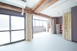 柏HADレンタルスタジオの更衣室