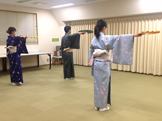 柏 日本舞踊 教室