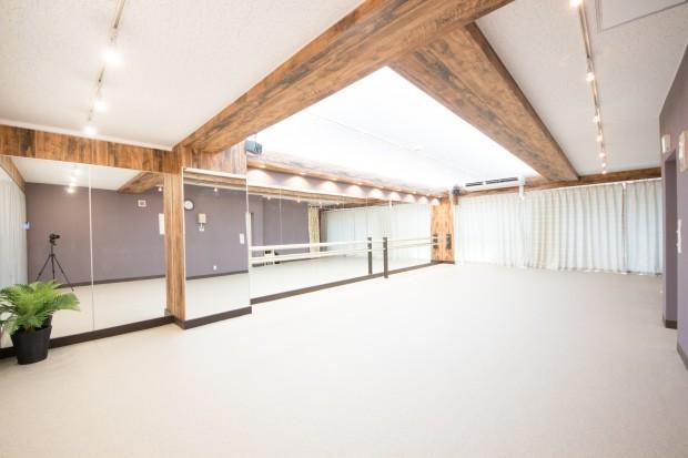 キッズダンスやピラティス、合気道にも使える柏のレンタルスタジオ