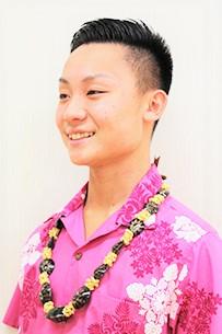 フラ 教室 ナーフラピリアロハ柏校 講師 Ryu