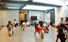 柏ストリートダンス教室のレッスン風景。体験レッスン受付中